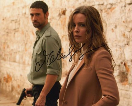 Melissa George, Australian actress, signed 10x8 inch photo.